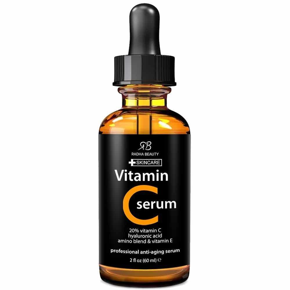 vitamin c serum derma roller