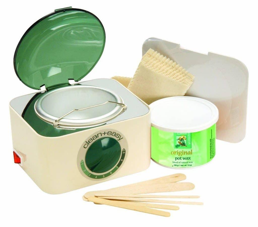 best drugstore waxing kit