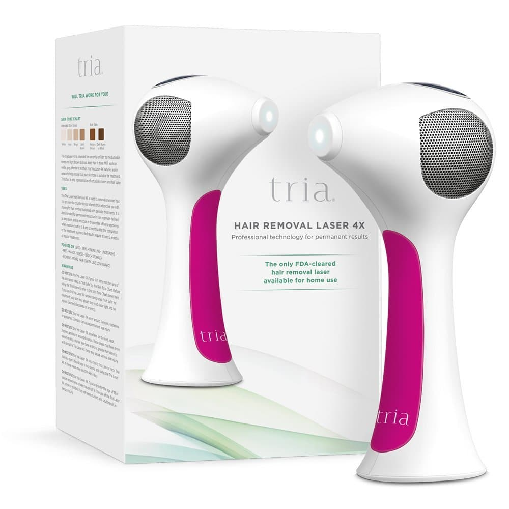 Tria Laser Hair Removal 4X