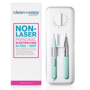 clean and easy home electrolysis kit
