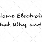 Home Electrolysis Header
