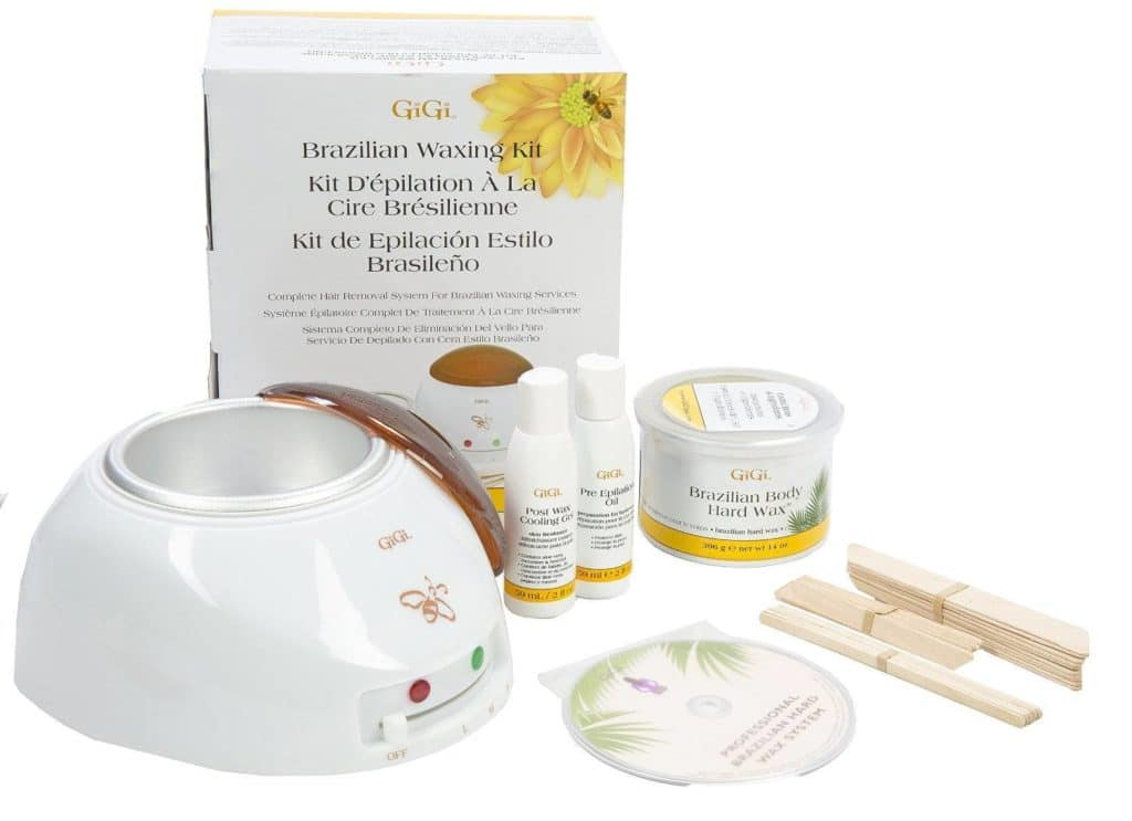 Best bikini wax kit