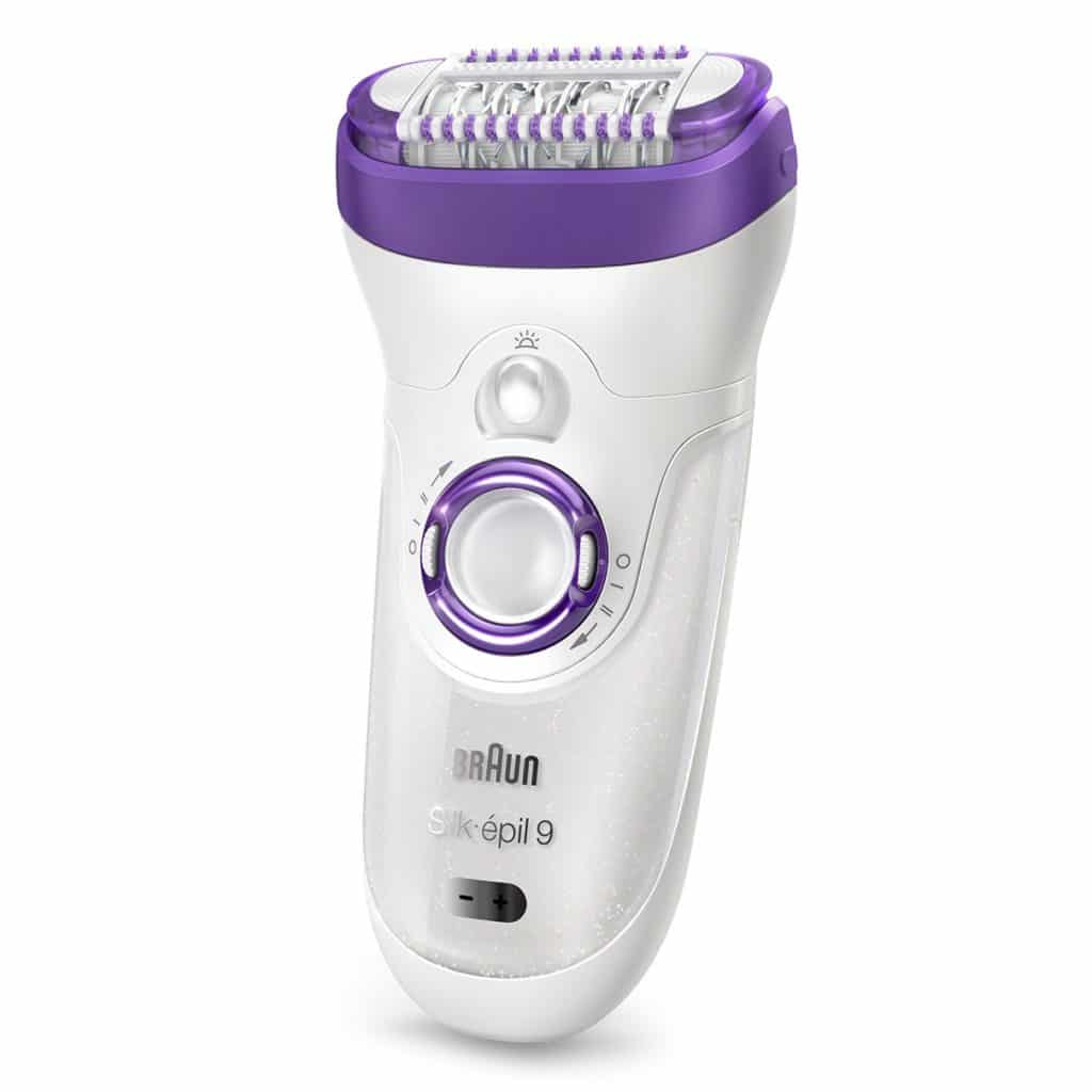 best epilator for black skin