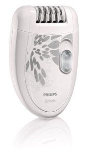 philips satinelle travel epilator