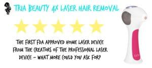 tria 4x laser review