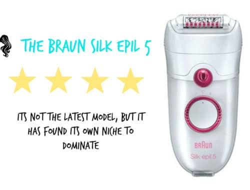 braun silk epil 5 cover