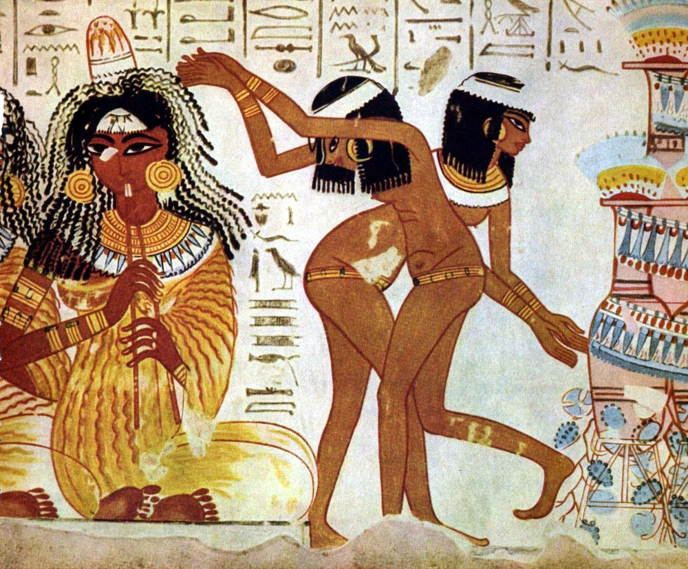 ancient Egyptians sugaring