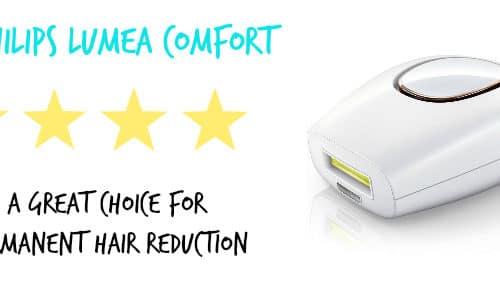 Philips lumea comfort ipl