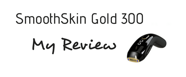 SmoothSkin Gold 300 IPL Review