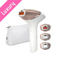 philips lumea prestige ipl and attachments