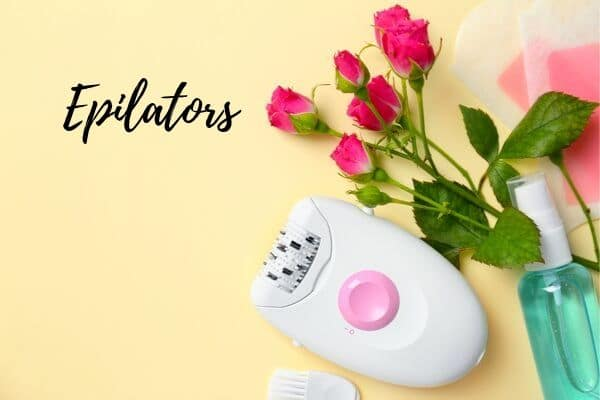 epilators for facial hair removal
